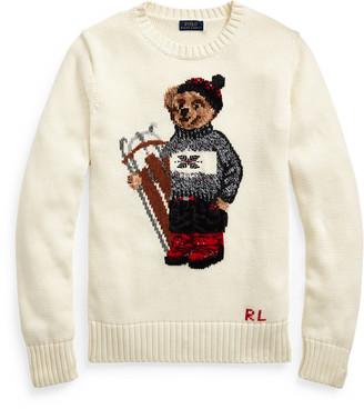 Ralph Lauren Sled Polo Bear Jumper