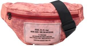 Diesel packable logo belt bag
