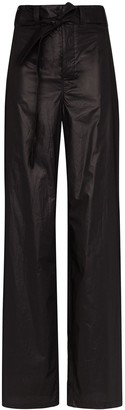 Lemaire High-Waisted Wide-Leg Trousers