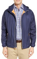 Peter Millar Men's Seaside Hooded Windbreaker
