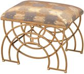 Uttermost Marcedes Small Bench in Gold