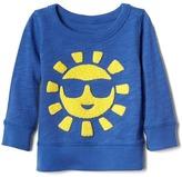 Gap Sunny slub pullover