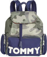 Tommy Hilfiger Camo Small Backpack