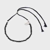 Paul Smith Men's Black Chakra Bracelet