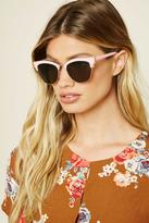 Forever 21 FOREVER 21+ Browline Sunglasses