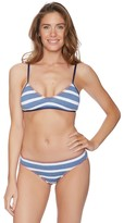 Splendid Chambray Cottage Bralette Bikini Top