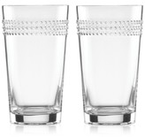 Kate Spade Wickford Highball Glasses, Set of 2