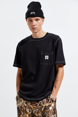 Urban Outfitters BDG Contrast Stitch Pocket Tee