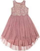 Cupcakes & Pastries High-Low Princess Dress