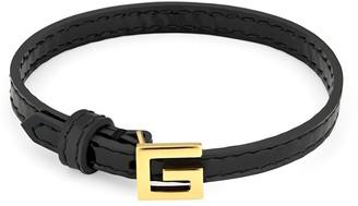 Gucci G Plaque Bracelet