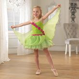 Kid Kraft Green Winged Fairy Dress-Up Costume