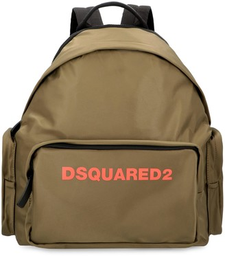 DSQUARED2 Tom Nylon Backpack