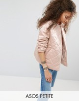 Asos Luxe Quilted Jacket