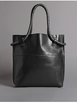 Autograph Leather Shopper Bag