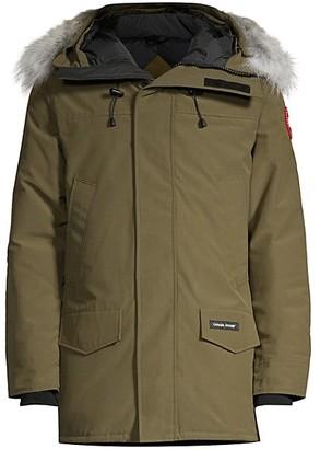 Canada Goose Langford Fur-Trim Parka
