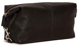 Brouk & Co Stanford Leather Toiletry Bag