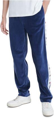 Tommy Hilfiger Men Teagan Logo Taped Joggers