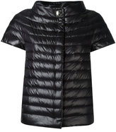 Herno high neck puffer jacket