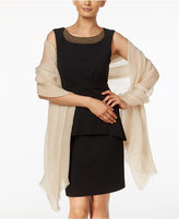 INC International Concepts Tiny Pleated Wrap, Created for Macy's