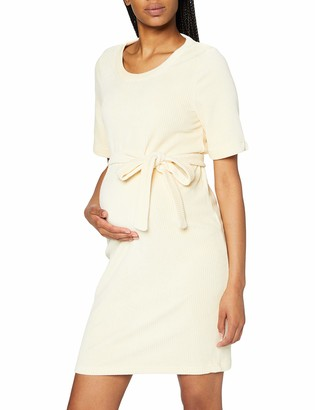 Mama Licious Mamalicious Women's MLETTA 2/4 Jersey Short Dress