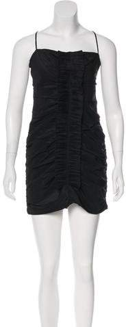 Dolce & Gabbana Sleeveless Mini Dress