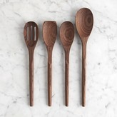 Williams-Sonoma Williams Sonoma Walnut Wood Spoons, Set of 4