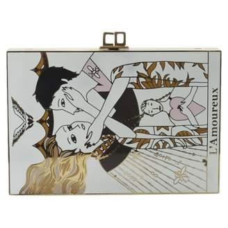 Christian Dior \N Gold Metal Clutch bags