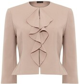 Phase Eight Stella Frill Jacket