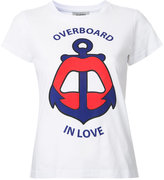 Yazbukey Overboard In Love T-shirt - women - Cotton - S