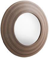 Cyan Tristian Wall Mirror - Espresso