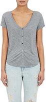 Alexander Wang Women's Henley T-Shirt