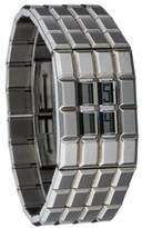 Chanel Chocolat Digital Quartz Watch