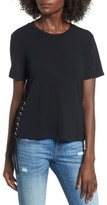 Lush Women's Lace-Up Tee