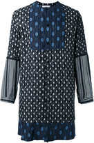 J.W.Anderson printed tunic - men - Linen/Flax - 46