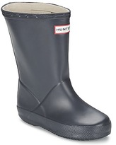 Hunter First Classic Welly Blue