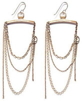 Bing Bang Chain Hanger Earrings
