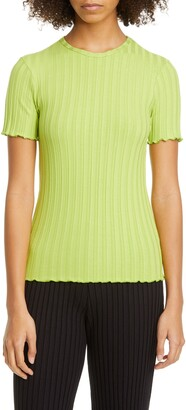 Simon Miller Wrass Ribbed Top