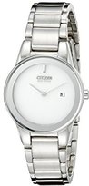 Citizen Women's GA1050-51A Eco-Drive Axiom Stainless Steel Watch