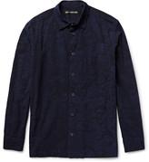 Issey Miyake Men - Textured-cotton Shirt