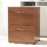 Kylen 2-Drawer Mobile Vertical Filing Cabinet Ebern Designs