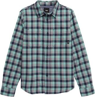 Vans Alameda II Flannel Button-Up Shirt