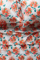 Anthropologie Impressionist Sheet Set