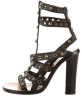 Isabel Marant Leather Lucie Sandals