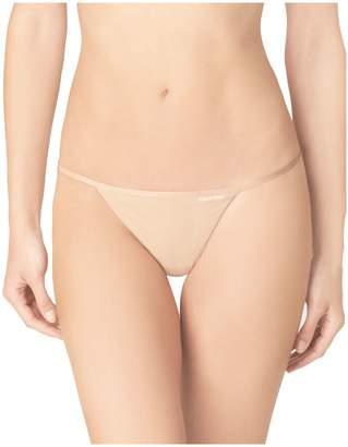 Calvin Klein Underwear Sleek String Thong
