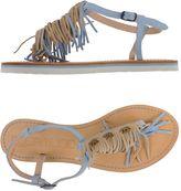Rosamunda Toe strap sandals - Item 11178579