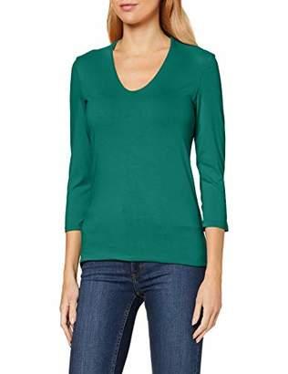 More & More Women's Langarmshirt Von Long Sleeve Top, (Size: )