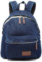 Eastpak Padded Pak'r Kuroki Denim Limited Edition Backpack Indigo Wash