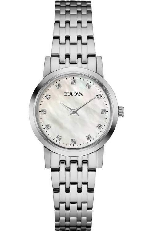 Bulova Ladies Diamond Gallery Diamond Watch 96P175