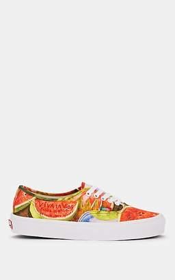 Vans Men's OG Authentic LX Canvas Sneakers