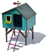 Studio M Miniature Fairy Garden Folksy Tree House